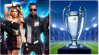 The Black Eyed Peas cantará en la final de Champions League