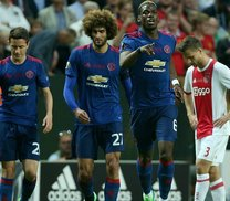 Man. United 1-0 Ajax EN VIVO por Europa League