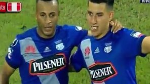 Emelec 2-0 Melgar: Revive el segundo gol del partido [VIDEO]