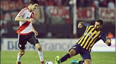 River Plate empata y se aleja del líder Boca Juniors [VIDEO]