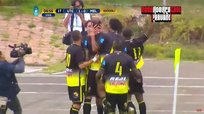 UTC vs. Melgar: Dulanto desató la euforia en Cajamarca [VIDEO]