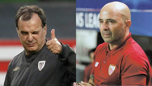Marcelo Bielsa elogia a Jorge Sampaoli [VIDEO]