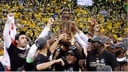 Golden State Warriors se consagró campeón de la NBA
