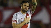 River Plate: Fernando Cavenaghi tuvo emocionante despedida [VIDEO]
