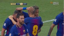 Barcelona vs Juventus: Neymar y la pared con Alcácer que termina en golazo [VIDEO]