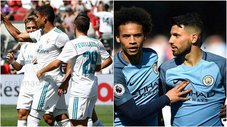 Real Madrid vs. Manchester City: día, hora y canal por la International Champions Cup