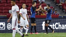 Inter de Milán venció al Bayern Munich en amistoso [VIDEO]