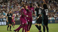 Manchester City goleó al Real Madrid 4-1 por la International Championship Cup