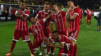 Bayern Munich campeón de la supercopa alemana [VIDEO]