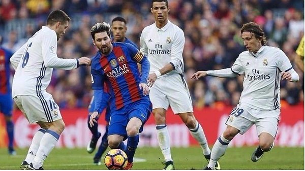Barcelona vs. Real Madrid: primera baja del Real para la Supercopa