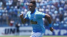 Sporting Cristal: Ray Sandoval anotó tras casi dos meses [VIDEO]