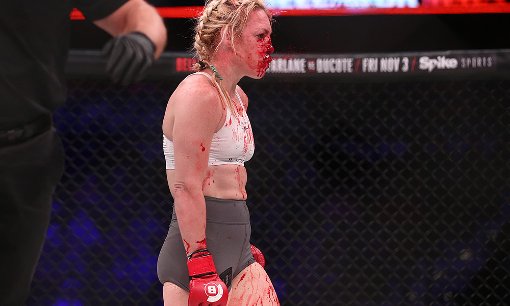 Bellator 185 regaló el video viral del fin de semana