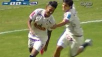 Alianza Lima vs Universitario: Christofer Gonzales abre la cuenta con golazo [VIDEO]
