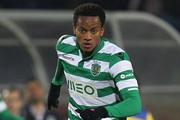 André Carrillo colabora en triunfo de Sporting de Lisboa [VIDEO]