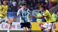 FINAL: Argentina vs Colombia 0-0 (5-4) cuartos de final - Copa América 2015
