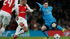 Arsenal 0-2 Barcelona EN VIVO por octavos de la Champions League
