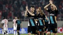 Arsenal clasifica a octavos de final con triunfo sobre Olympiacos [VIDEO]