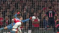 Arsenal vs Bayern Munich: revive la espectacular atajada de Manuel Neuer