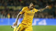 Barcelona: Dani Alves sube video por eliminación en Champions [VIDEO]