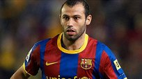 Barcelona declara 'intransferible' a Javier Mascherano