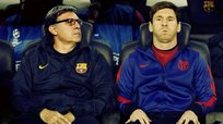 Barcelona: Lionel Messi, Gerardo Martino y amor por Newells Old Boys [VIDEO]