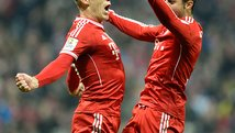 Bayern Munich aplastó al Schalke 04 y sigue líder de la Bundesliga [VIDEO]