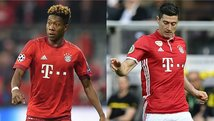 Bayern Munich descartó salidas de David Alaba y Robert Lewandowski