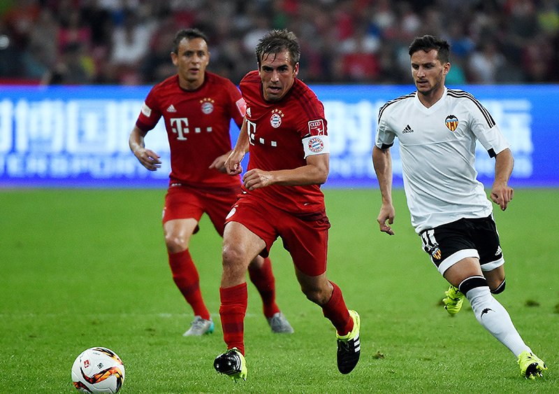 Bayern Munich goleó 4-1 a Valencia en amistoso por China [VIDEO]