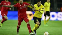 FINAL: Borussia Dortmund 1-1 Liverpool por la Europa League