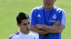 Carlo Ancelotti confirma que Di Maria dejó el Real Madrid [VIDEO]
