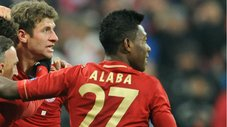 Champions League: El golazo de Alaba para el Bayern Munich sobre Arsenal [VIDEO]