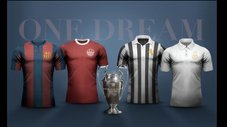 Champions League: estas son las camisetas retro de los semifinalistas [FOTOS]