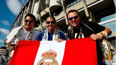 Champions League: Perú presente en final Real Madrid vs Atlético Madrid [FOTO]