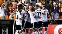 Champions League: Valencia derrotó 3-1 al Mónaco [VIDEO]
