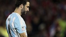 Argentina vs. Chile: La increíble opción que se pierde Higuaín [VIDEO]