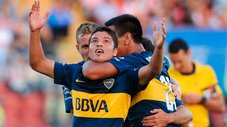 Copa Libertadores: Boca Juniors debutó venciendo 2-0 a Palestino en Chile [VIDEO]