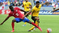 ​Costa Rica y Jamaica regalan partidazo por Eliminatorias [VIDEO]