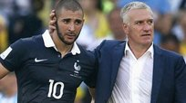 Deschamps mantiene incertidumbre por convocatoria de Benzema