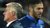 "Deschamps sobre Benzema: ""sigue sin ser seleccionable"""