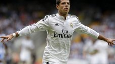 El doblete de 'Chicharito' Hernández con el Real Madrid [VIDEO]