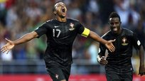 Eliminatorias 2014: Portugal asegura repesca goleando 3-0 a Luxemburgo [VIDEO]