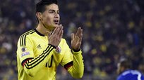 ​Eliminatorias Rusia 2018: Regreso de James y ausencia de Falcao en Colombia