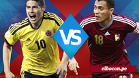 FINAL: Colombia vs Venezuela - Revive el minuto a minuto - Copa América 2015