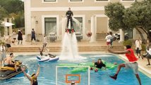 Espectacular spot con Jet Pack de Nova Sports para Final Four de Euroliga [VIDEO]