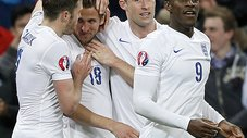 Euro 2016: Inglaterra vence 4-0 a Lituania con goles de Rooney y Harry Kane [VIDEO]
