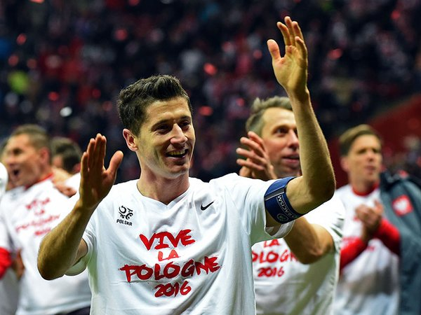Robert Lewandowski. (Foto: AFP)