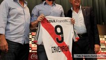 Fernando Cavenaghi regresa a River Plate