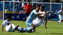 Final del partido: Inti Gas 1-1 Sporting Cristal