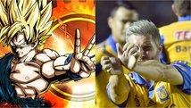 ​Fútbol mexicano: André Gignac celebró a lo Dragon Ball [VIDEO]