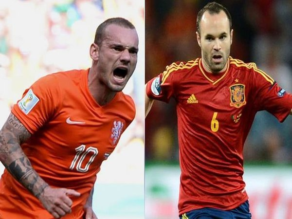 Holanda vs. España: 11 datos que marcaron este duelo [VIDEO]